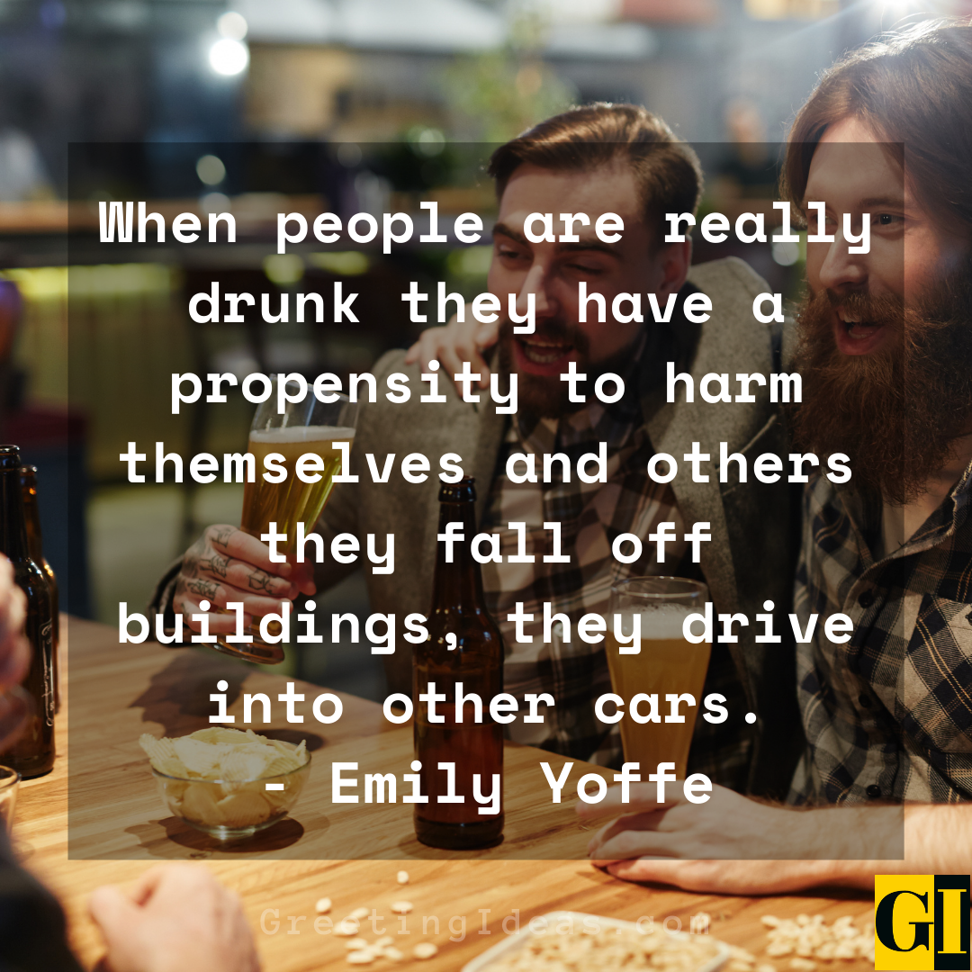 Drunk Driving Quotes Greeting Ideas 2