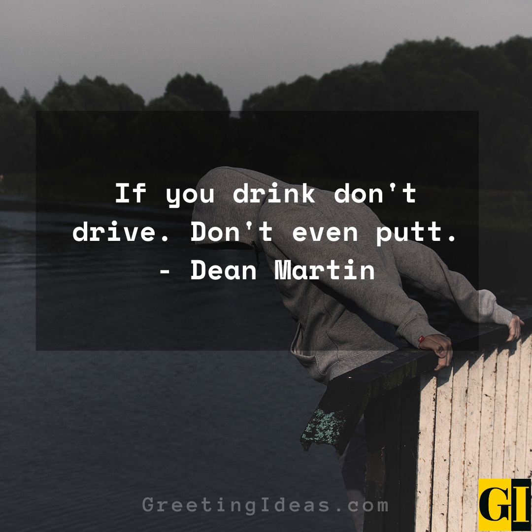 Drunk Driving Quotes Greeting Ideas 4