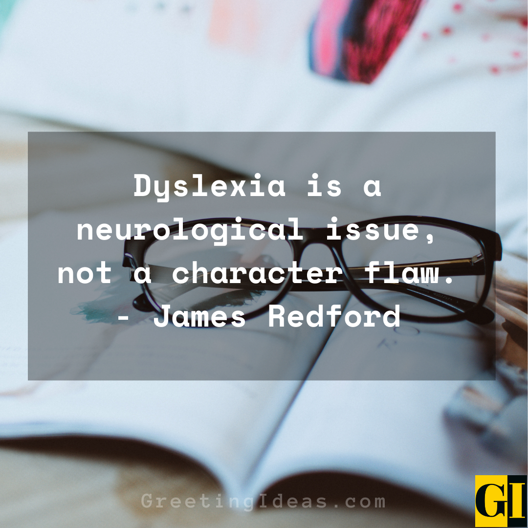 Dyslexia Quotes Greeting Ideas 3