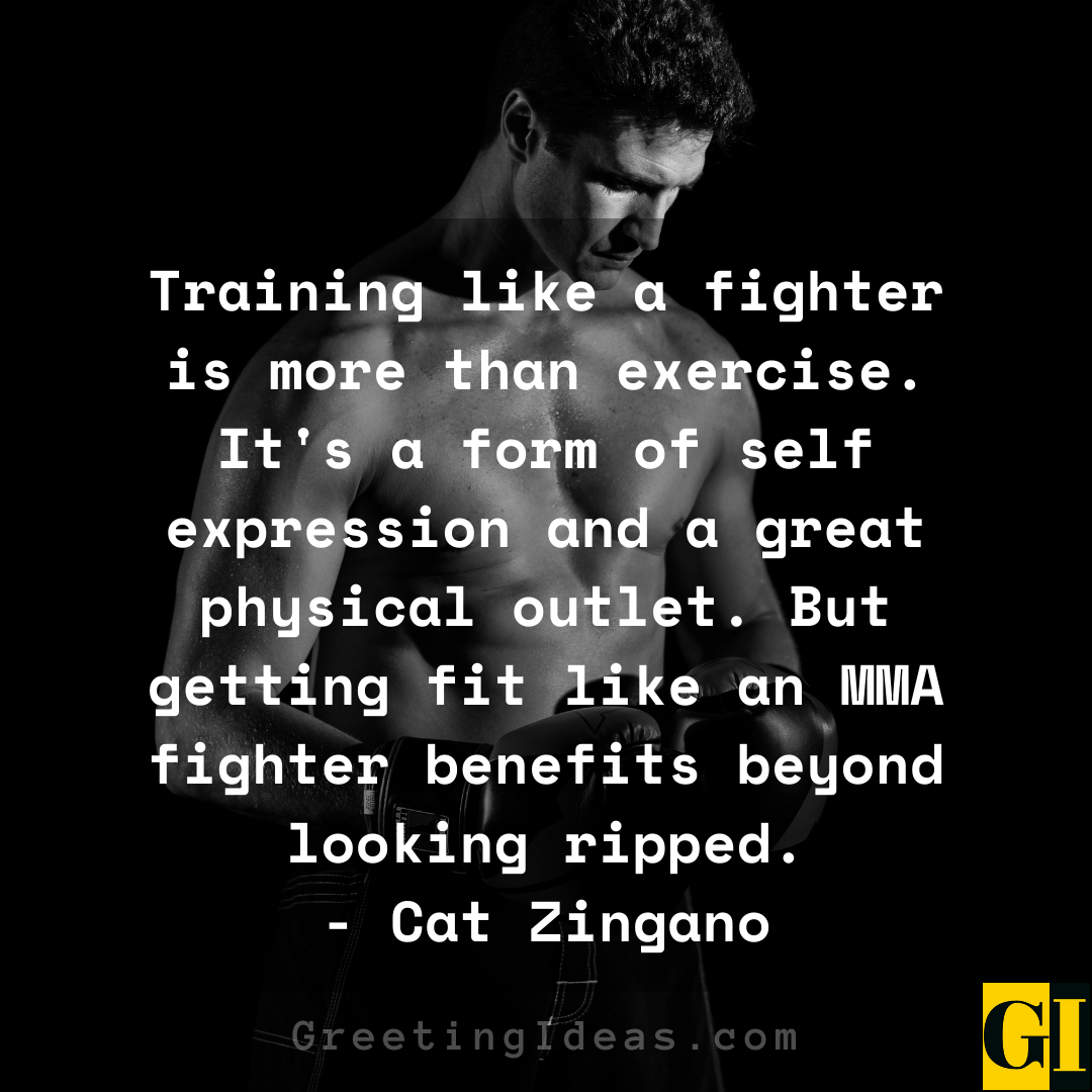 UFC Quotes Greeting Ideas 5