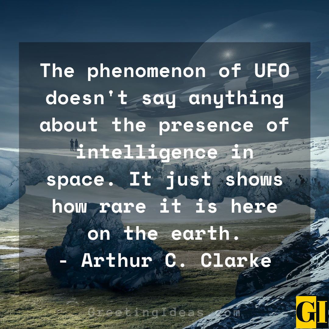 UFO Quotes Greeting Ideas 3