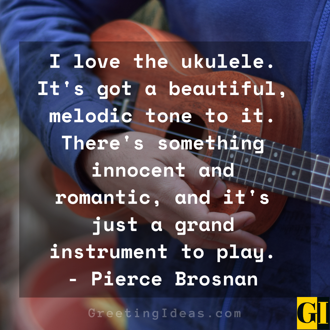 Ukelele Quotes Greeting Ideas 1