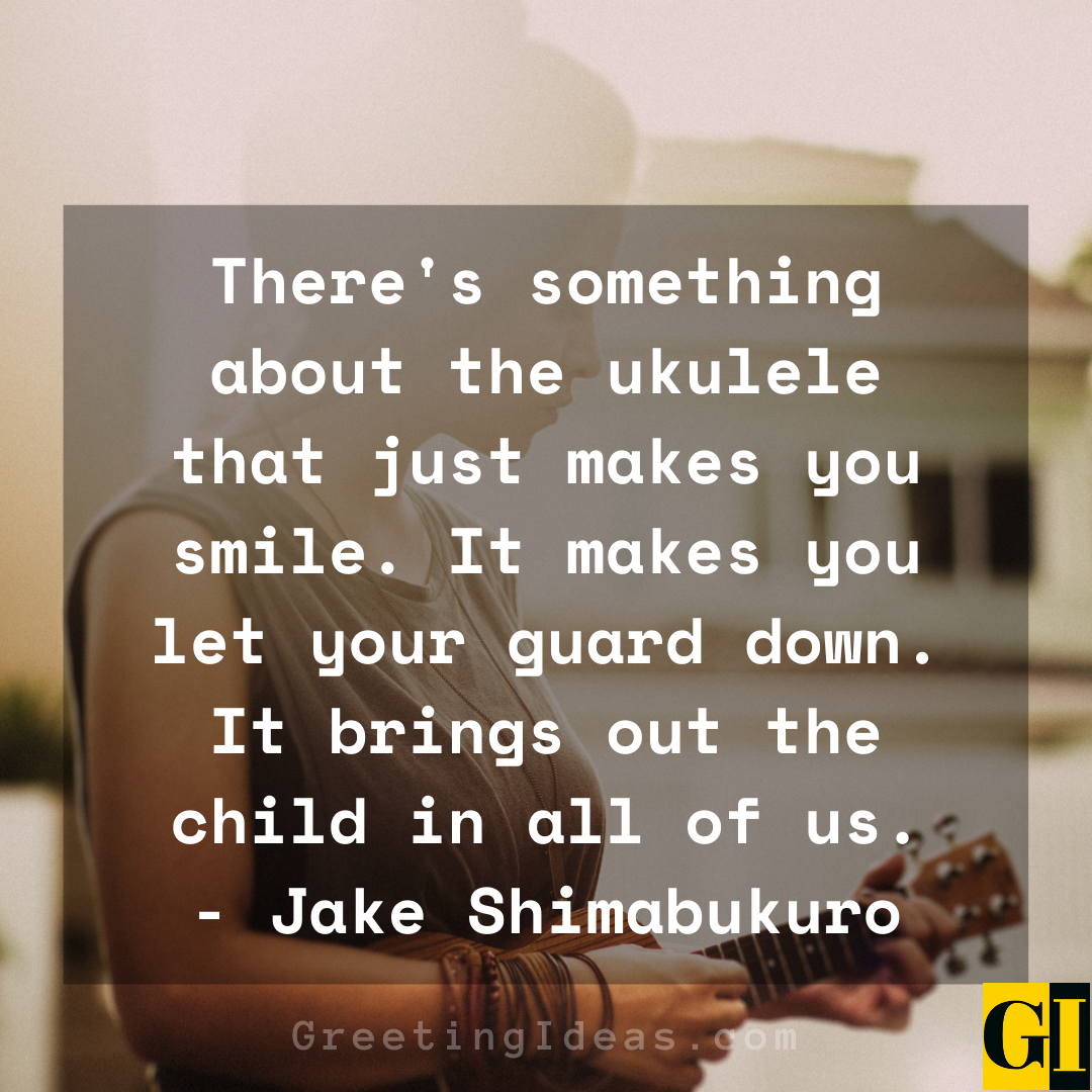 Ukelele Quotes Greeting Ideas 3