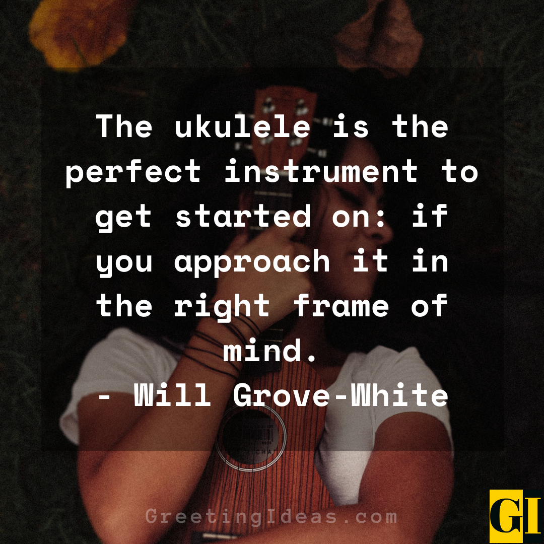 Ukelele Quotes Greeting Ideas 6