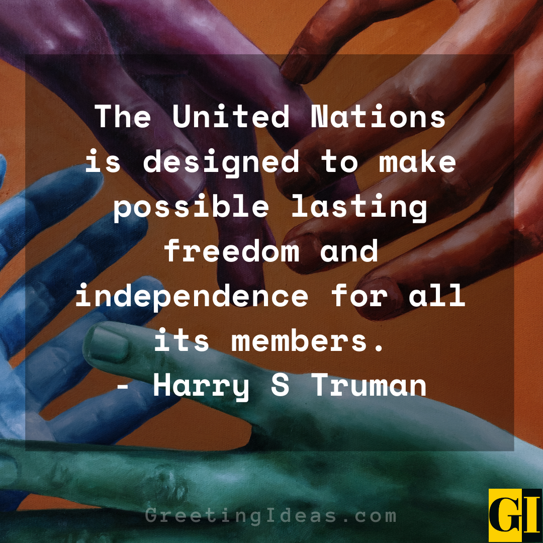 United Nations Quotes Greeting Ideas 5