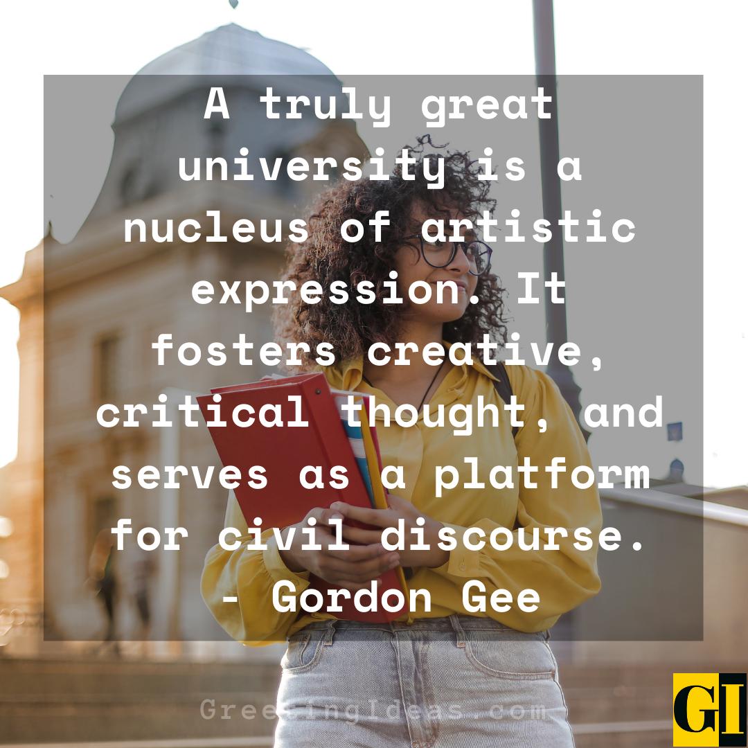 University Quotes Greeting Ideas 1