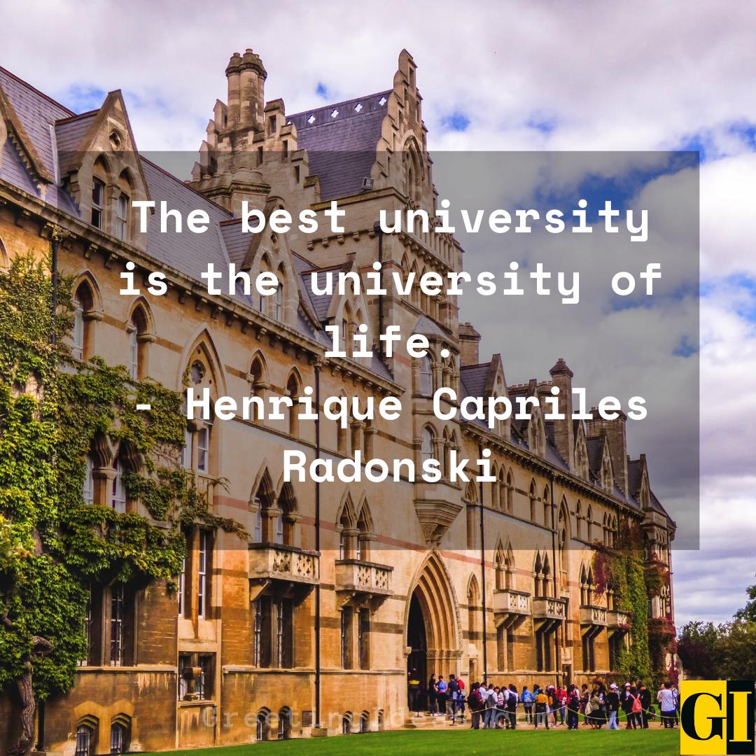 University Quotes Greeting Ideas 6