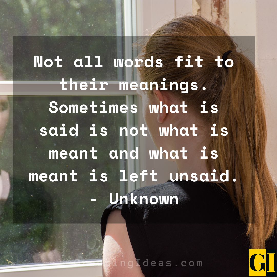 Unsaid Quotes Greeting Ideas 4