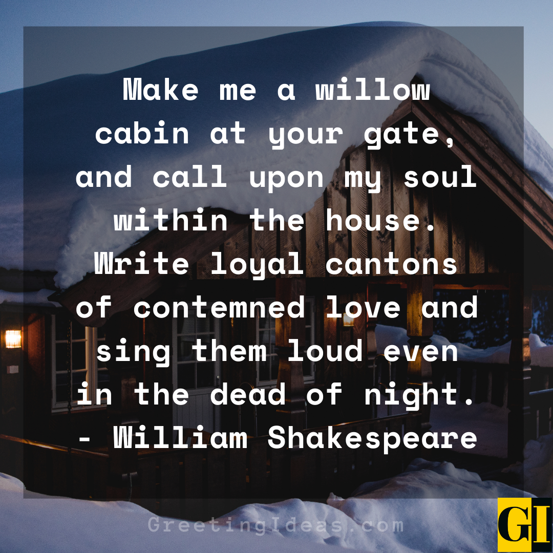 Cabin Quotes Greeting Ideas 6