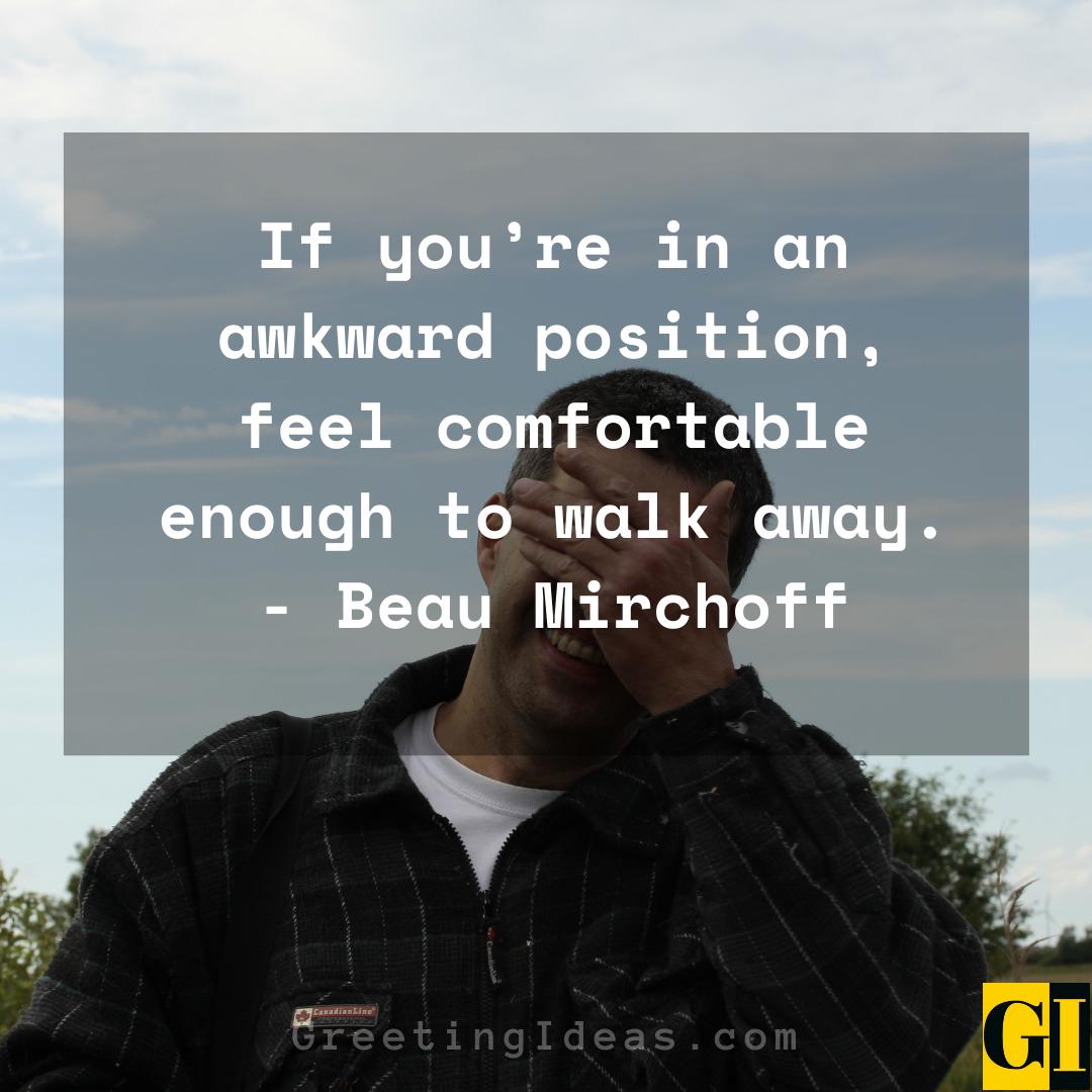 Awkward Quotes Greeting Ideas 1