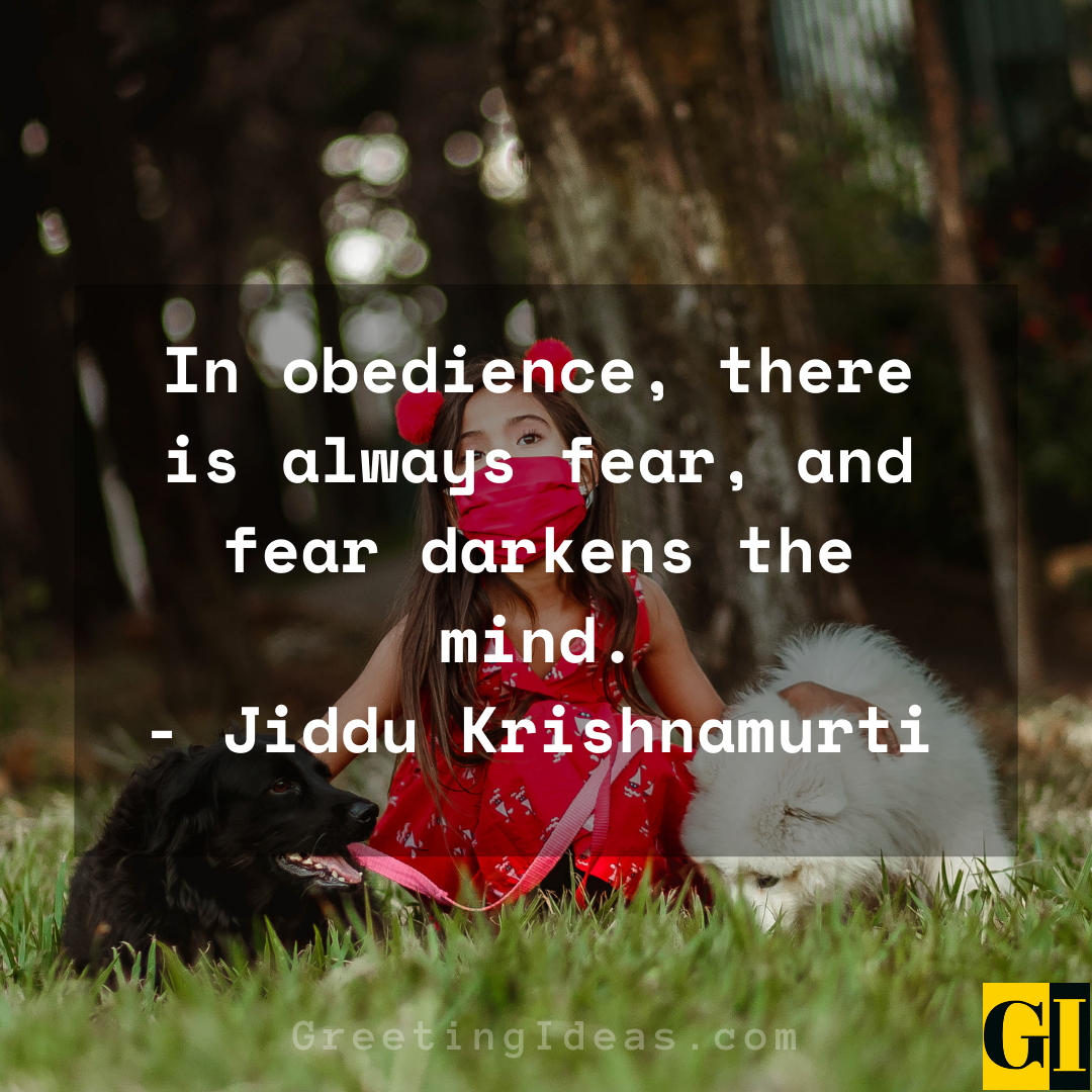 Obedience Quotes Greeting Ideas 1