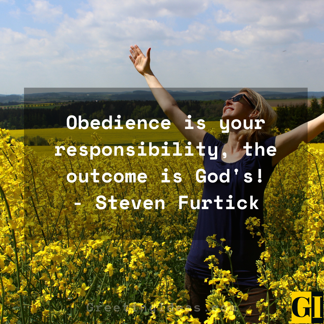 Obedience Quotes Greeting Ideas 4