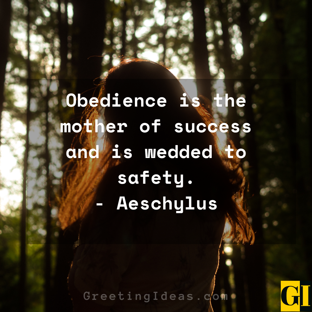 Obedience Quotes Greeting Ideas 5