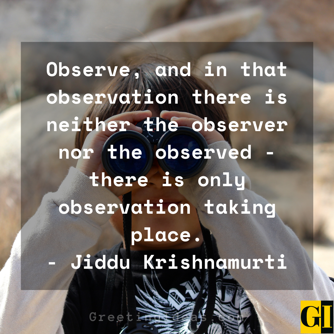 Observation Quotes Greeting Ideas 4