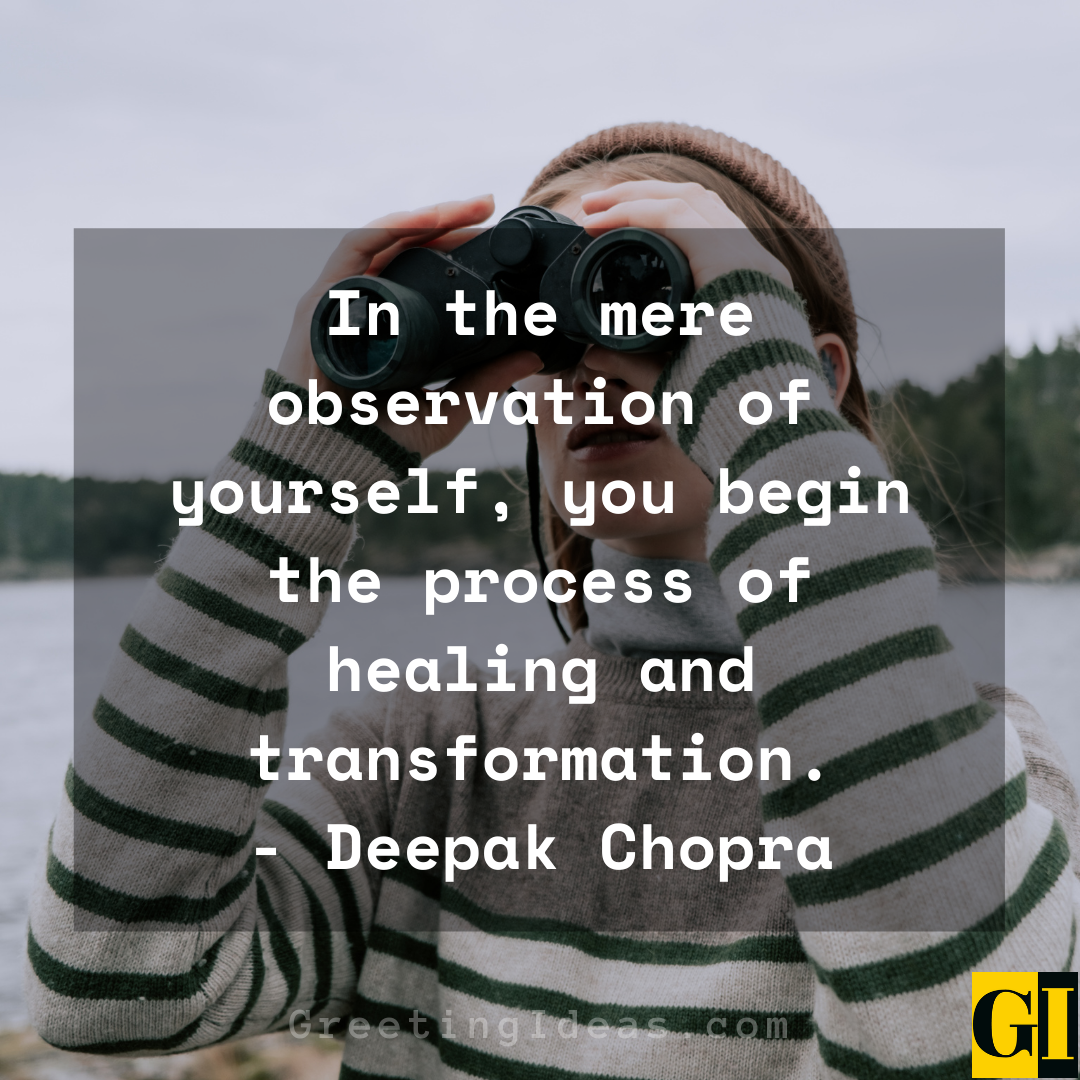 Observation Quotes Greeting Ideas 5