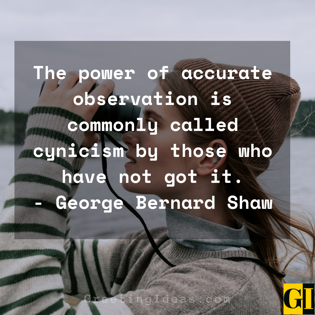 Observation Quotes Greeting Ideas 6