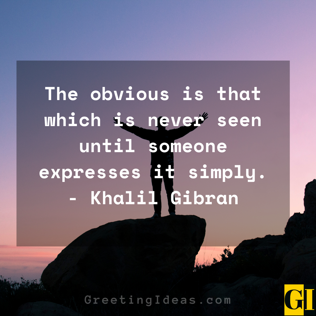 Obvious Quotes Greeting Ideas 2