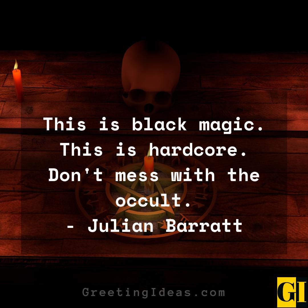 Occult Quotes Greeting Ideas 1