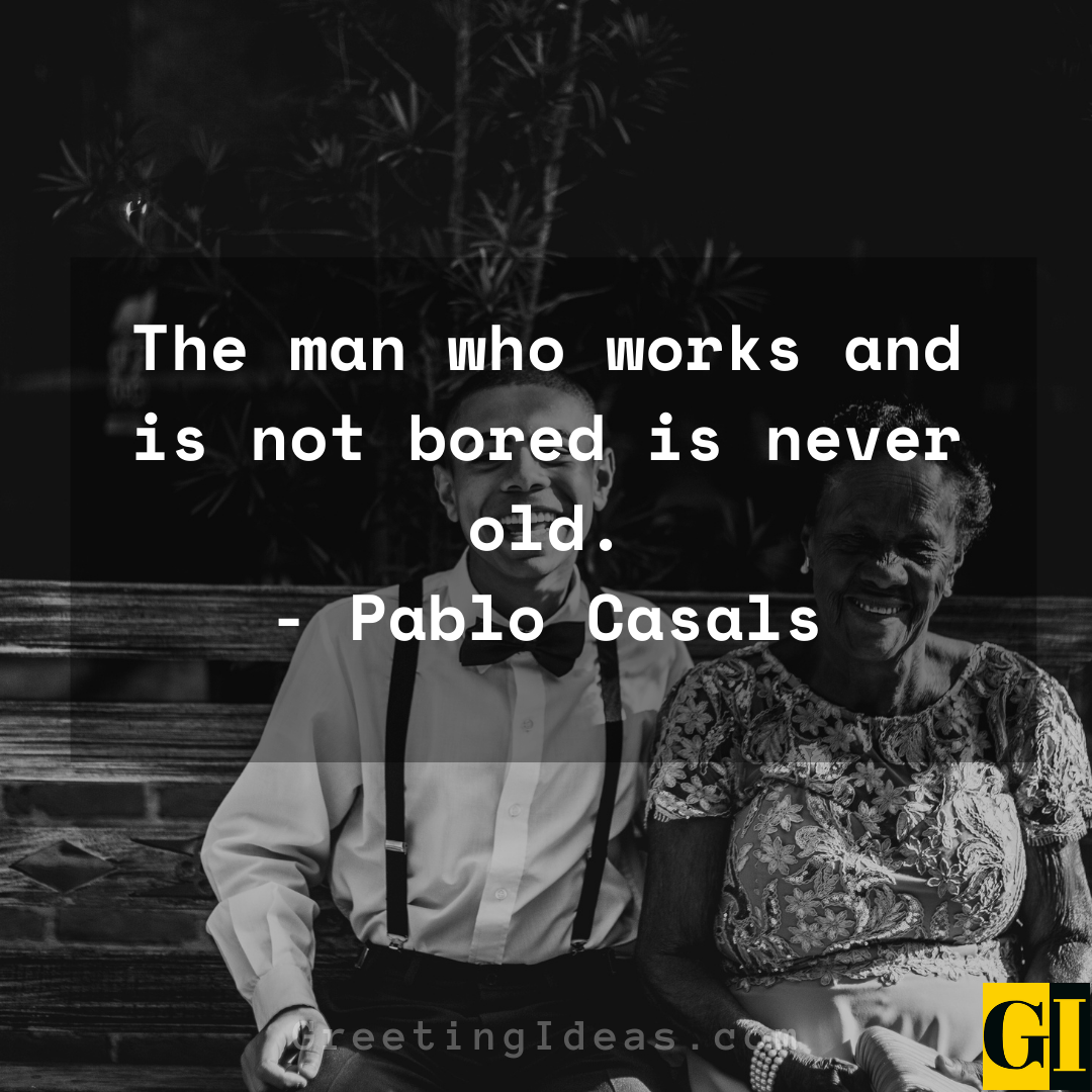 Old Age Quotes Greeting Ideas 3