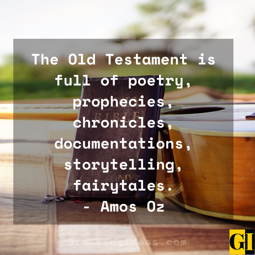 Old Testament Quotes Greeting Ideas 2