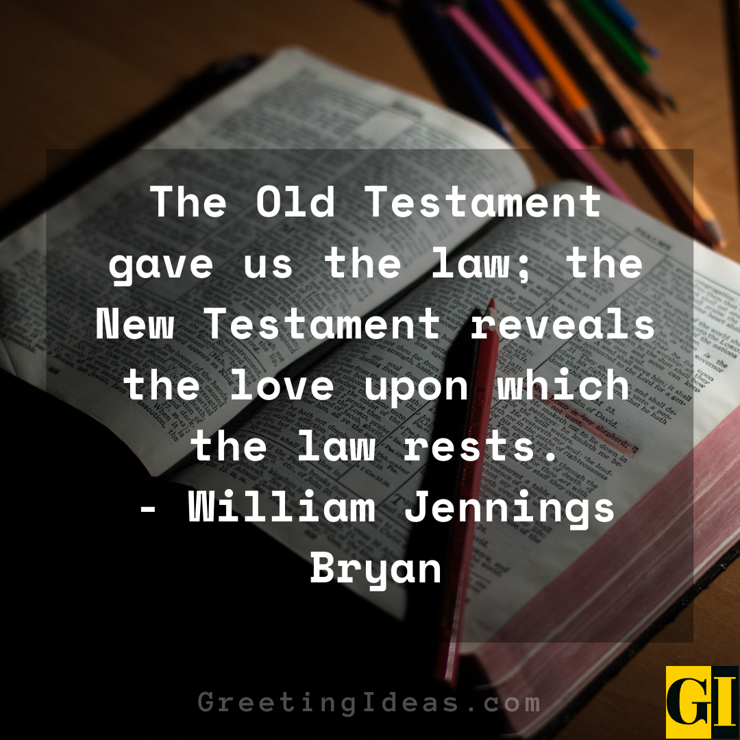 Old Testament Quotes Greeting Ideas 4
