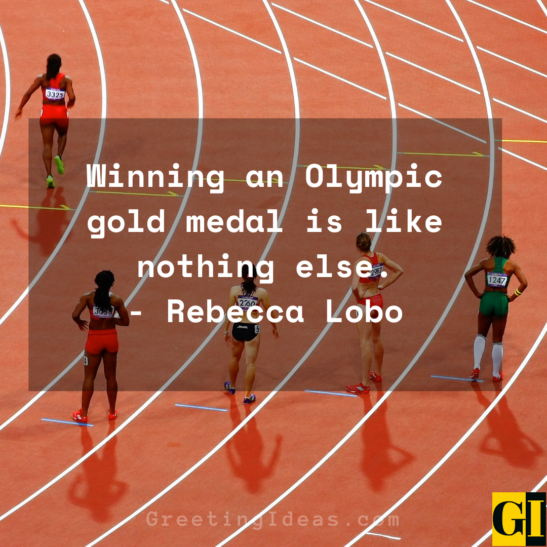 Olympic Quotes Greeting Ideas 2