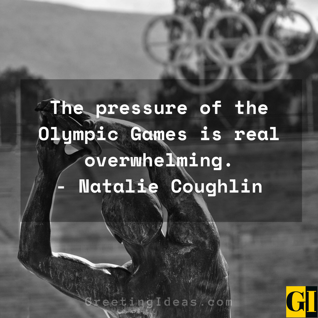 Olympic Quotes Greeting Ideas 3