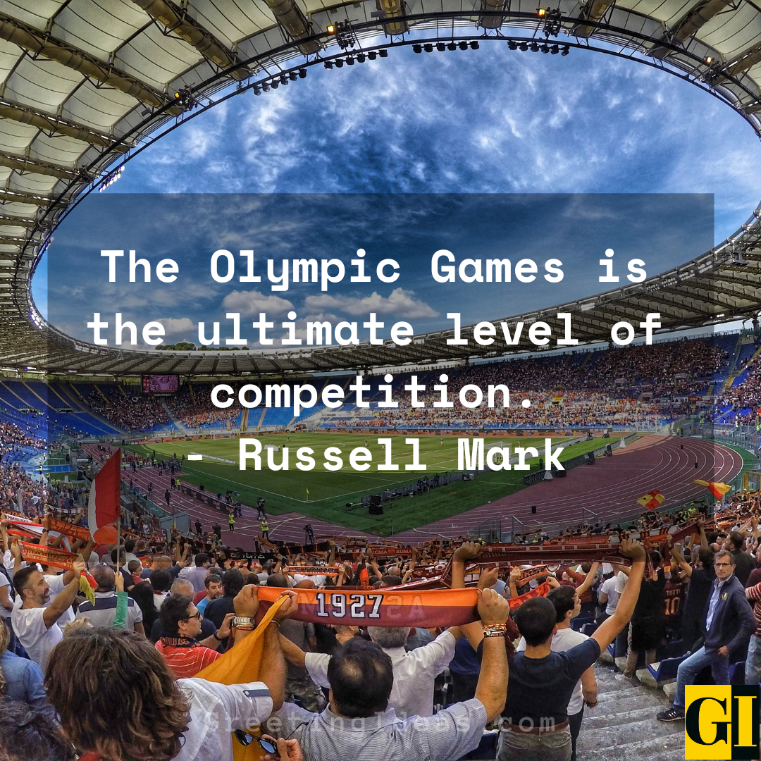 Olympic Quotes Greeting Ideas 4