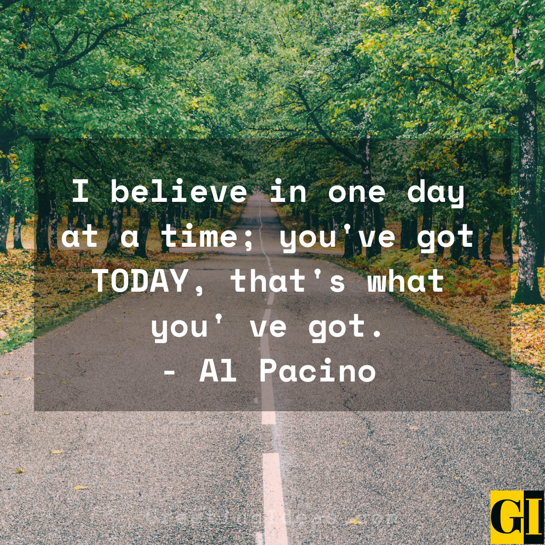 One Day At A Time Quotes Greeting Ideas 4 1