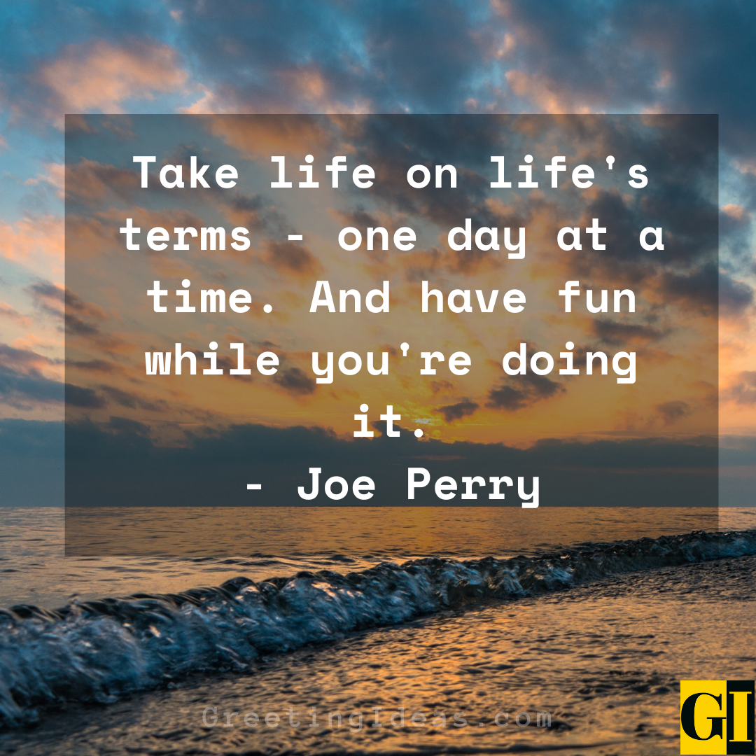 One Day At A Time Quotes Greeting Ideas 5 1