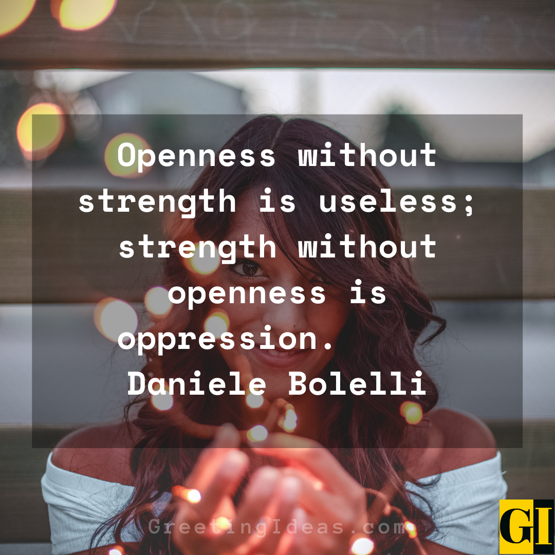 Openness Quotes Greeting Ideas 3