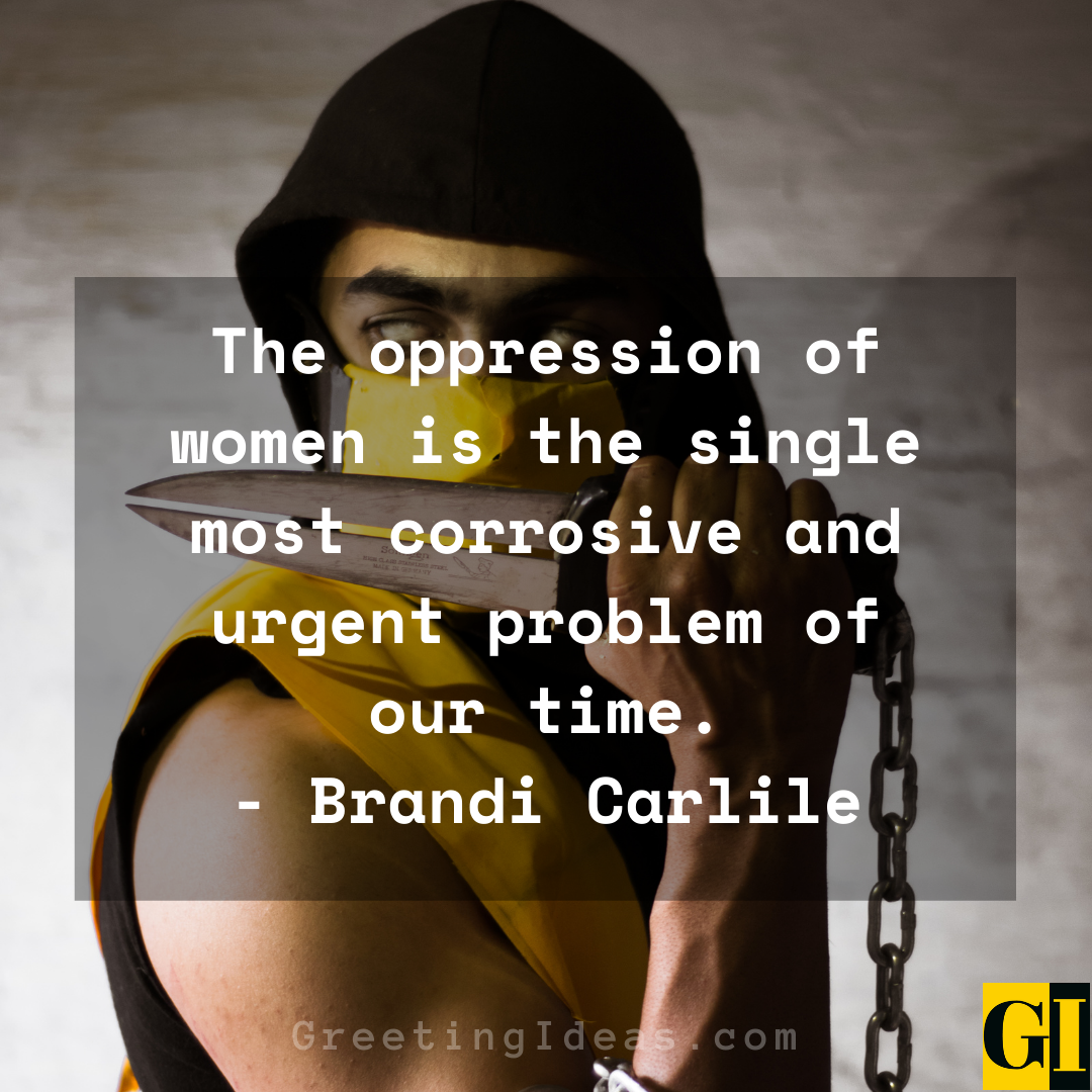 Oppression Quotes Greeting Ideas 5