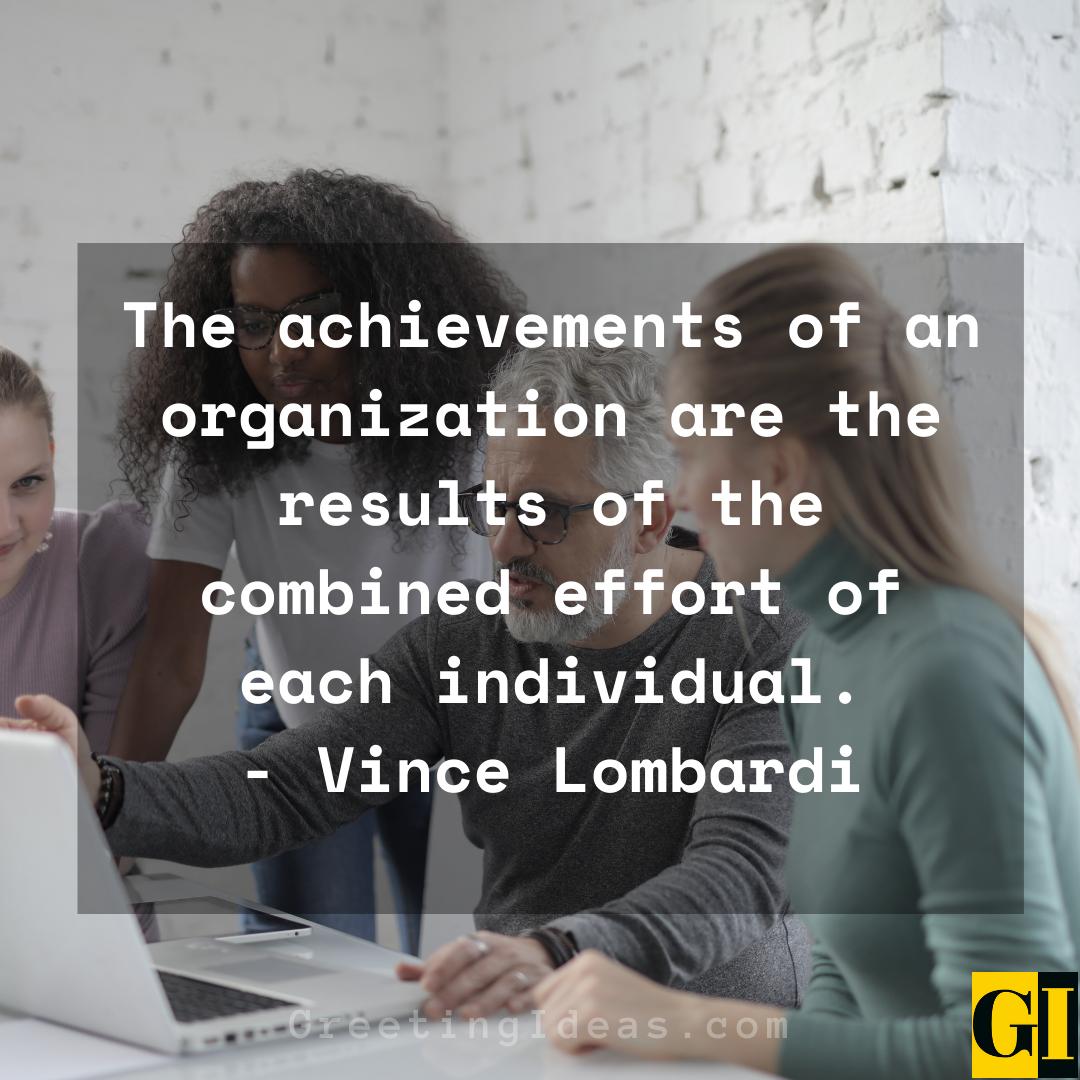 Organization Quotes Greeting Ideas 6