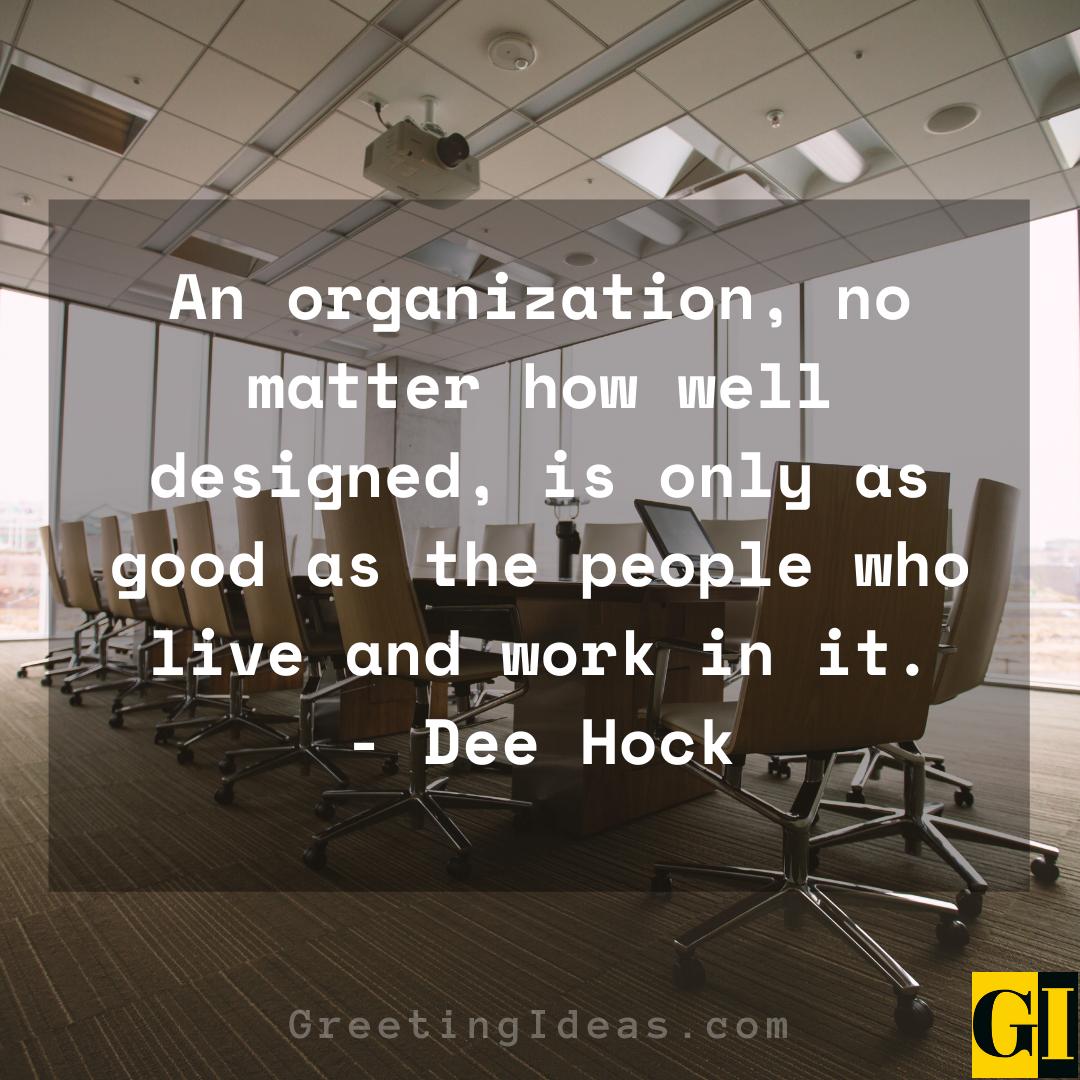 Organization Quotes Greeting Ideas 7