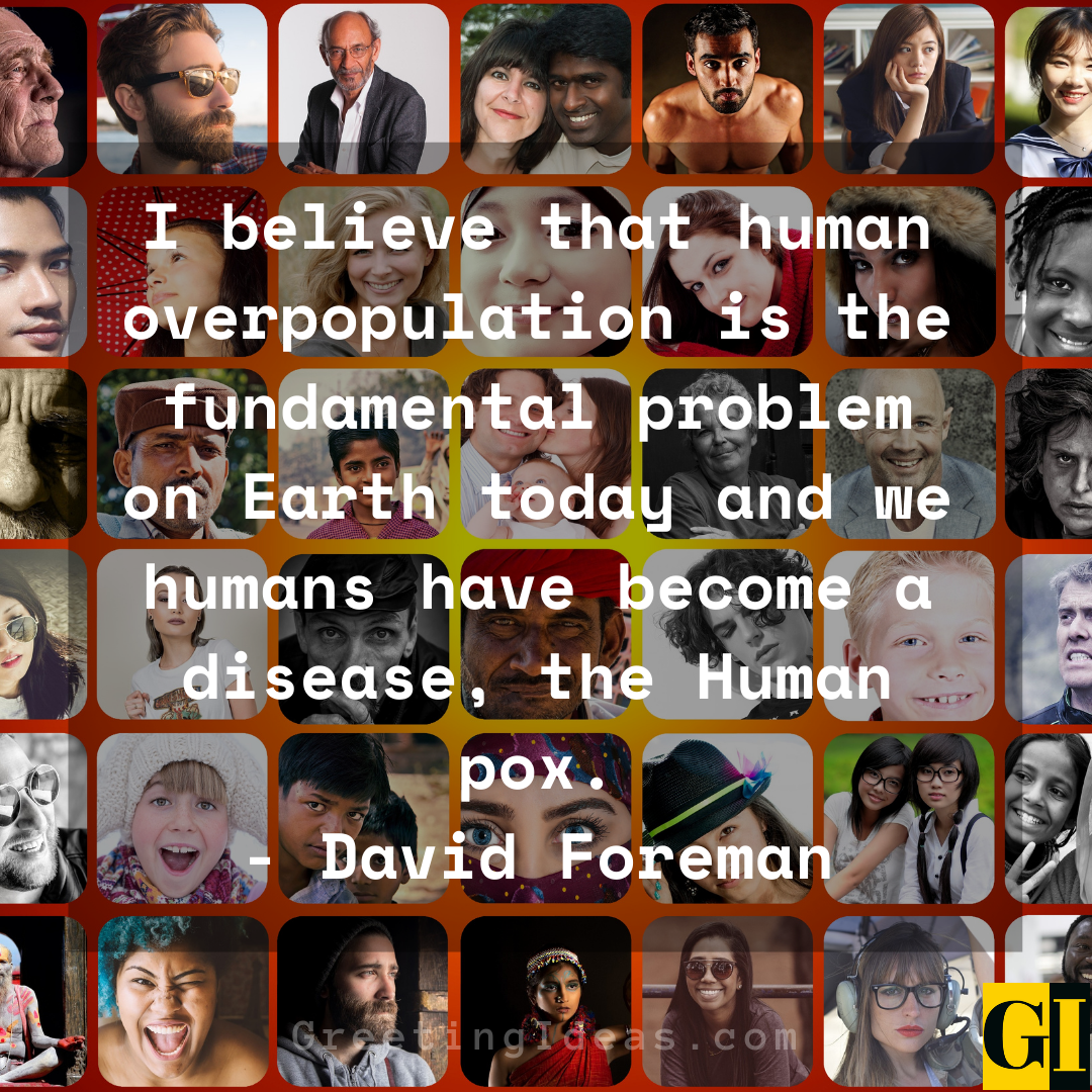 Overpopulation Quotes Greeting Ideas 4