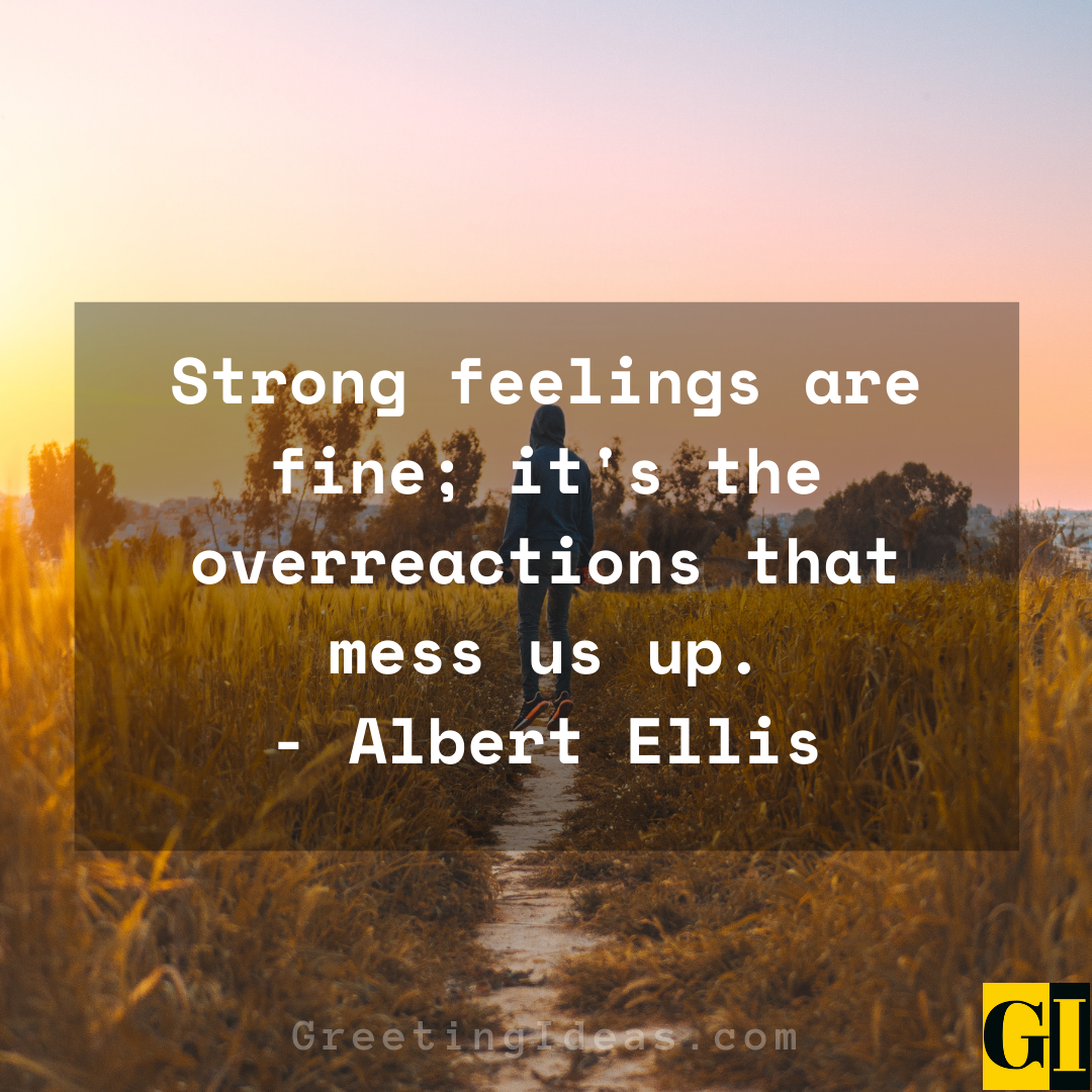 Overreacting Quotes Greeting Ideas 2